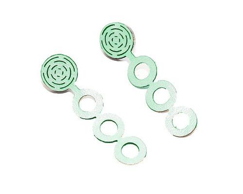 aros orbital (verde)