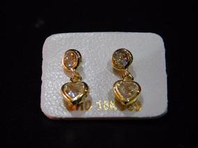 d59f4305afce Aros Oro 18 Kilates - Aros de Oro en Mercado Libre Argentina