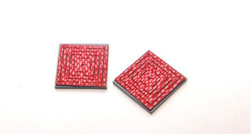 aros pla (rojo)
