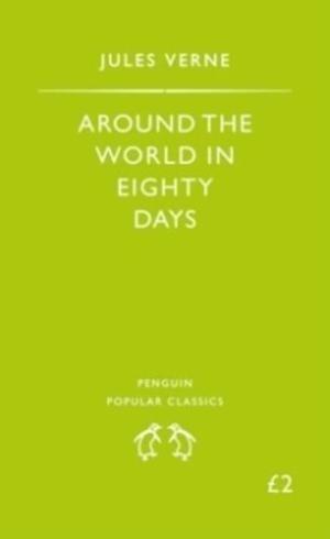 around the world in eighty days - j. verne  penguin classics