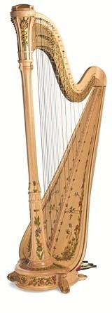 arpa de concierto lyon&healy  est11 nouveau gran concierto
