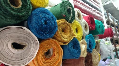 arpillera teñida calidad 1mt de ancho. todos los colores