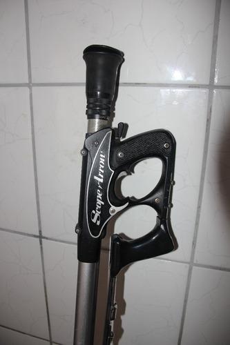 arpão de pesca scope arrow schwa modelo mu