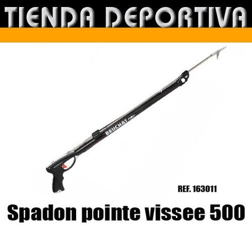 arpon beuchat spadon pointe vissee 500 ref: 163011