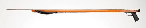 arpón de madera euro e-100 127cm riffe pesca submarina