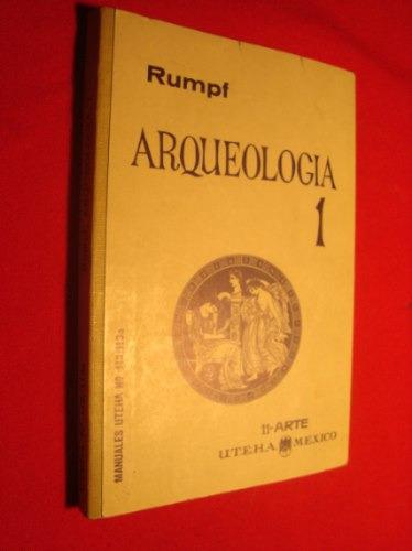 arqueologia, rumpf
