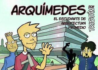 arquimedes el estudiante de arquitectura promedio de villalo