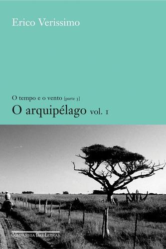 arquipélogo volume 1 - erico verissimo - novo