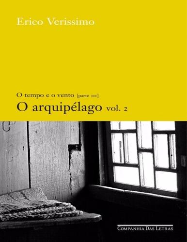 arquipélogo volume 2 - erico verissimo - novo!