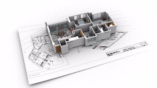 arquitecto constructor planos departamentos casas