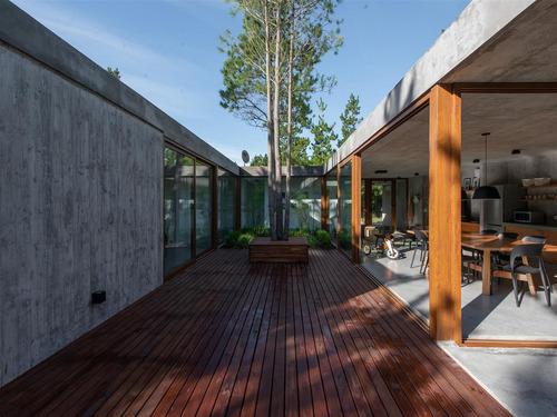 arquitecto costa esmeralda - pinamar - casas