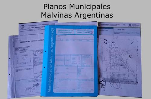 arquitecto especialista en planos municipales