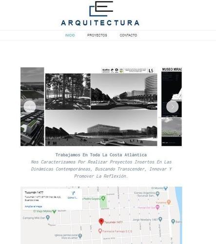 arquitecto / maestro mayor de obras / construccion total