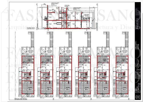 arquitecto, planos municipales, arba - zona norte gba