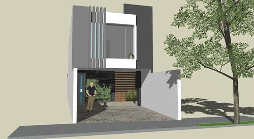 arquitecto, planos para permisos y construccion ejecutiva
