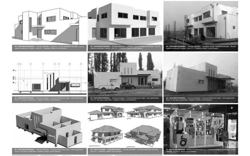 arquitecto: proyecta - regulariza - construye