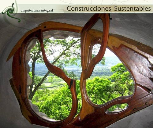 arquitecto proyecto y construcción casas sustentables