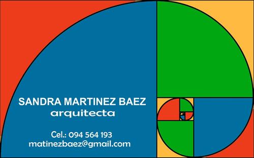 arquitecto - proyectos, habilitaciones, trámites varios...