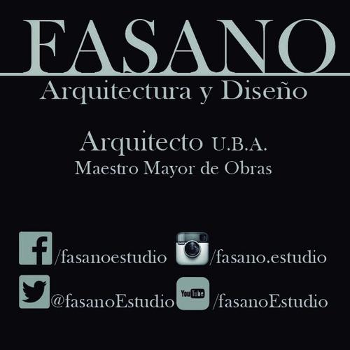 arquitecto uba, planos municipales, proyectos, revaluos arba