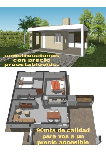 arquitecto y construcción, sistema llave en mano. calidad