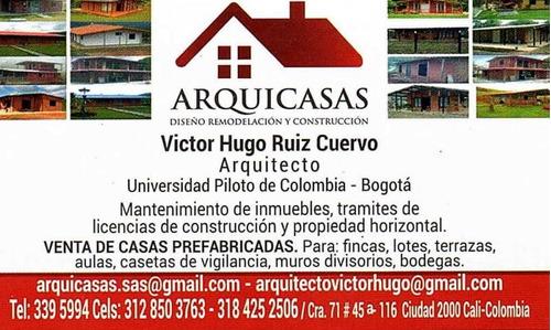 arquitecto,diseños, trámites de licencias de construcción