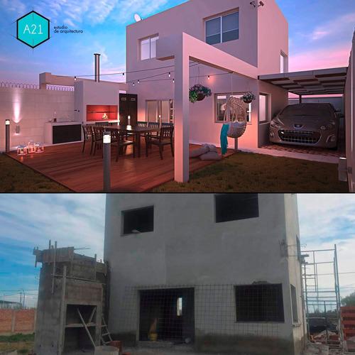 arquitectos: construcción, diseño 3d, proyectos