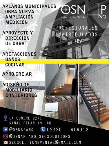 arquitectos-planos municipales-refacciones-procrear-constr.
