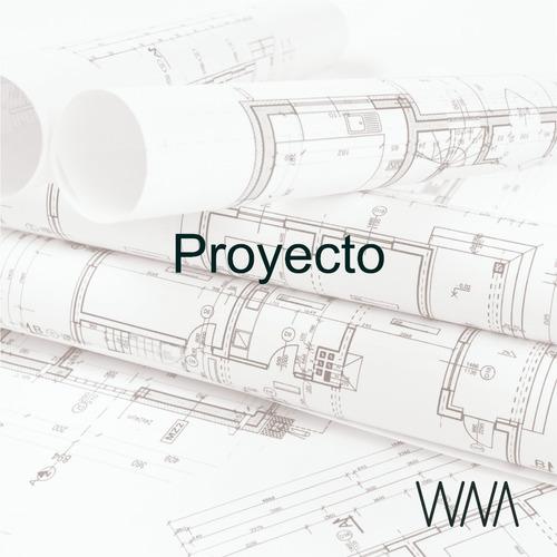 arquitectos - proyecto, dirección, habilitaciones