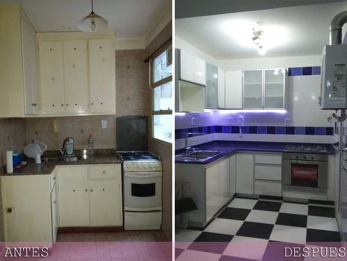 arquitectos remodelaciones refaccion casa cocina oficina ph