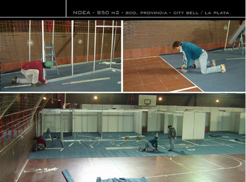 arquitectos - seguridad e higiene - planos - remodelaciones