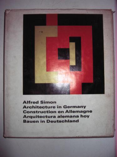 arquitectura alemana hoy alfred simon 1970