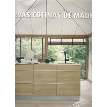 Gutierrez, Manel - Nuevas Cocinas De Madera (libro)