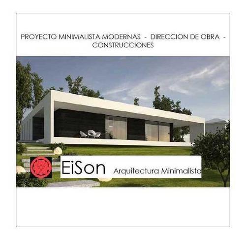 arquitectura minimalista-direccion-construcciones