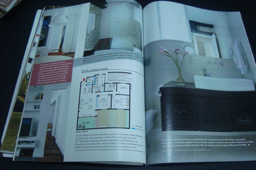 arquitetura construçao 252 / novidade pisos paredes