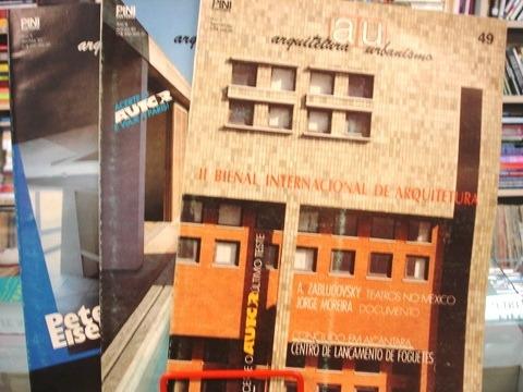 arquitetura construção revistas