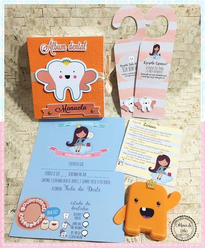 arquivo de corte album dental