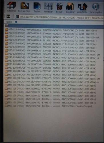 arquivo de potencia reprogramação remap arquivos original