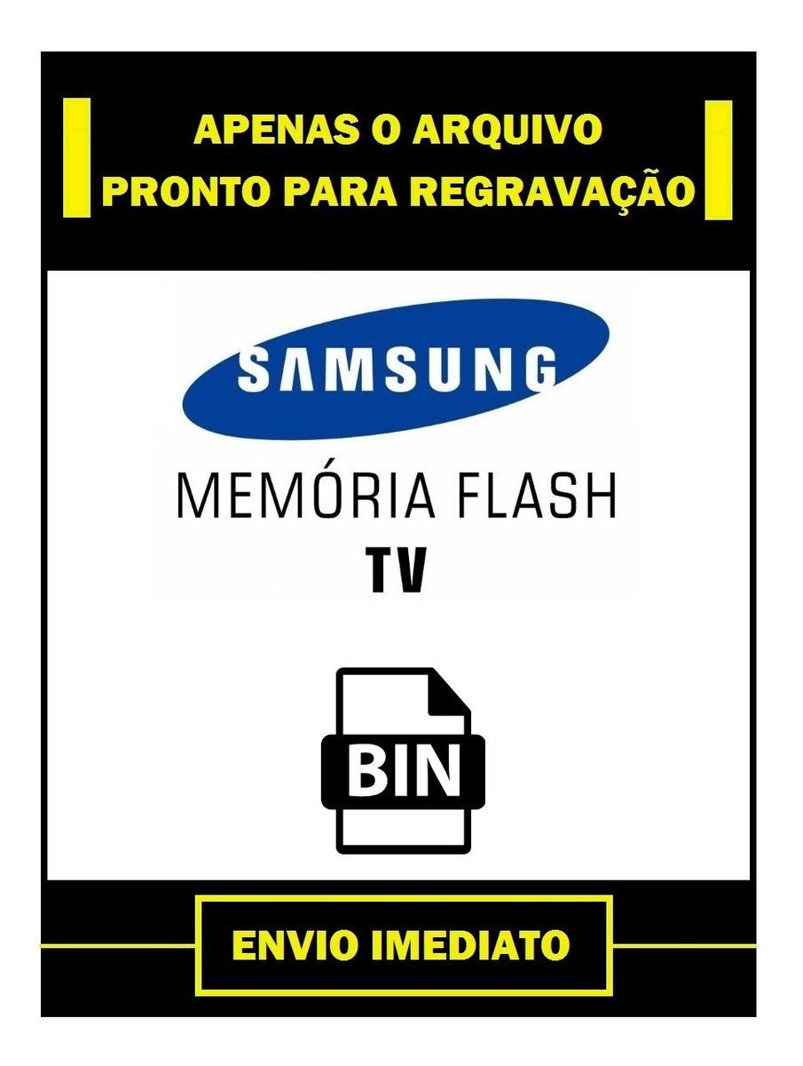 Arquivo Memória Flash Nand + Eeprom Tv Samsung Un40d5500rg
