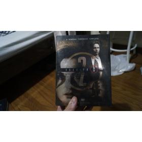 Arquivo X A Segunda Temporada Completa 7 Discos