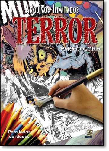 arquivos ilimitados: terror para colorir