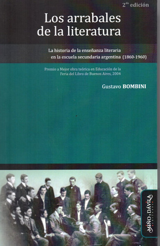 arrabales de la literatura gustavo bombini (myd)