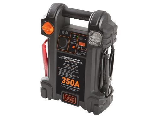 arrancador auxiliar compresor auto 350a js350cc-b3 black & d