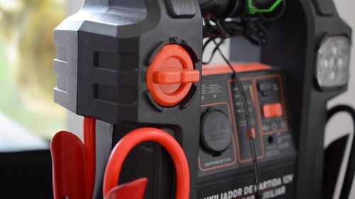 arrancador batería inflador black decker 500amp js500cc