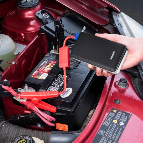arrancador de auto y batería de respaldo usb | mov-119