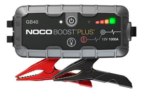 arrancador de batería boost plus gb40 1000 amp 12v noco