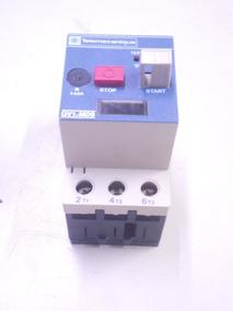 Arrancador Manual Ran 1 0-1 6a Cat  Gv1m06 Mca Telemecanique