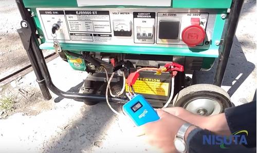 arrancador portatil auto moto diesel nafta nisuta ns-js50