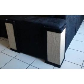 Arranhador De Gato E Protetor De Sofa 6 Peças Por 12x50reais