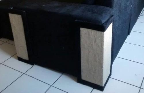 arranhador de gato e protetor de sofa preço imperdivel