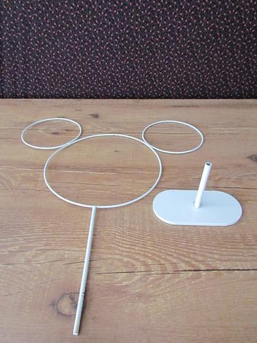 arranjo,de mesa mickey e minnie kit c 2 peças,promoção